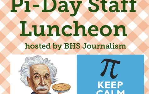 Pi-Day Staff Luncheon