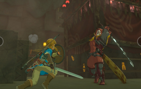 Nintendo Breathes New Life into Legend of Zelda
