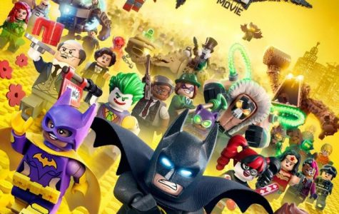 Batman Triumphs the Lego World