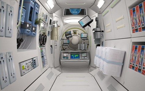 To Space We Go (With Technology Advancing, Living in Space May Not be Far Away After All.)