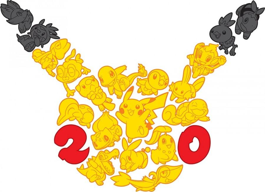 Pokémon celebrates 20th Anniversary with new games, movies and more!