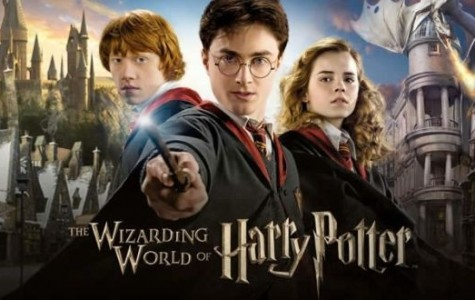 Fly to the New Wizarding World of Harry Potter