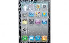 DIY: How to fix a cracked screen