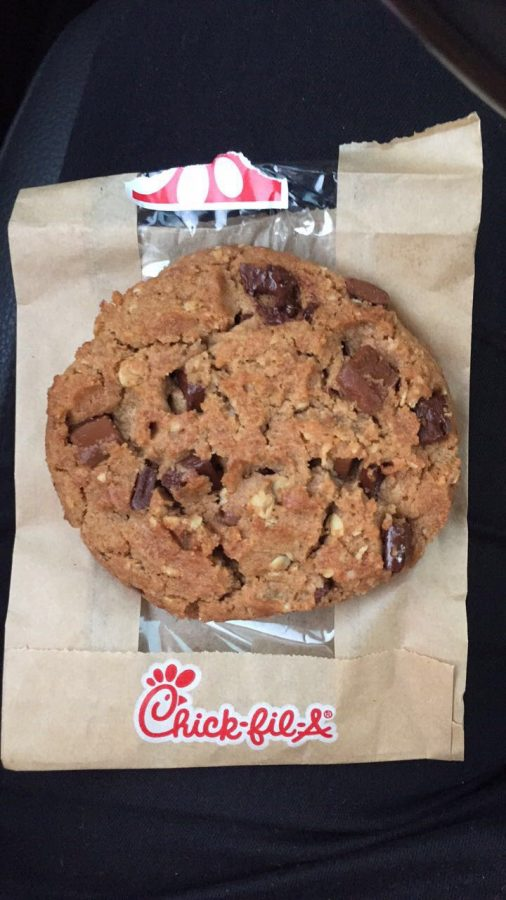Cookie Showdown: Eat a Cookie but Not Just Any Cookie