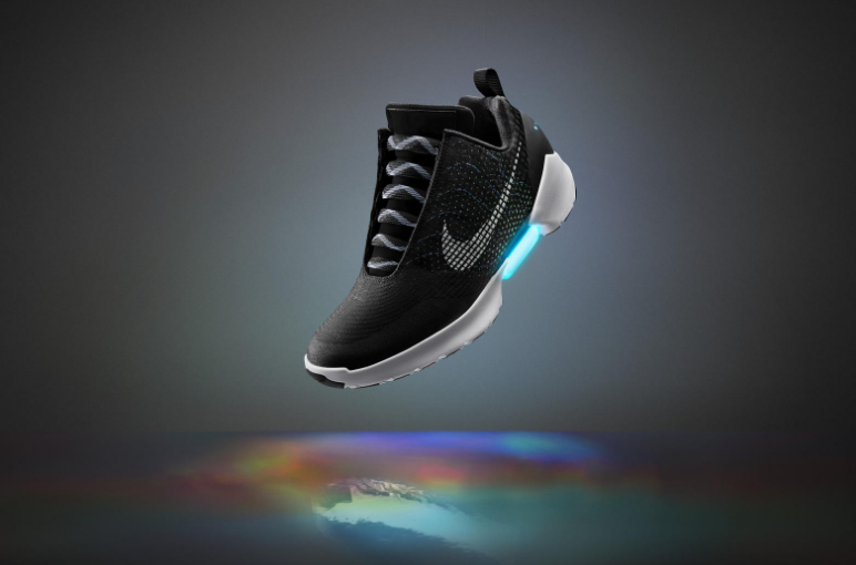 Just in: Shoes of the Future