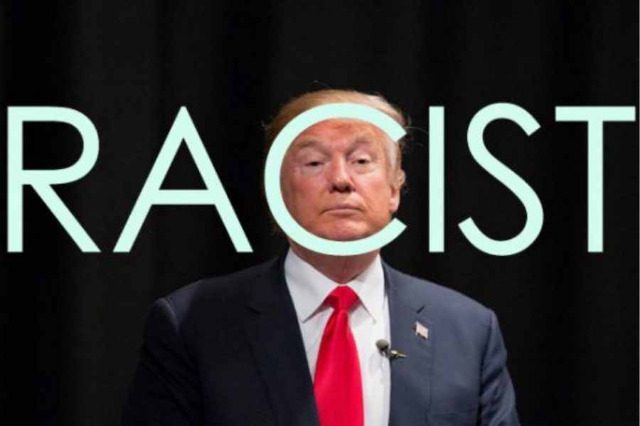 Trump Sheds Light On Racism