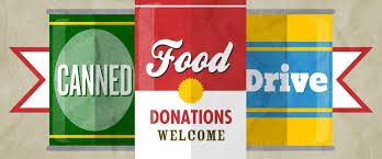 Canned Food Drive for The Needy