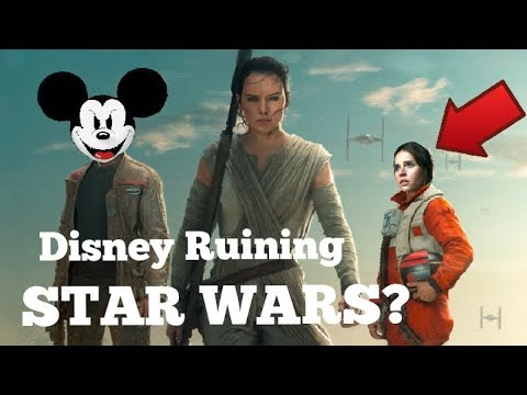 Disney Murders the Star Wars Saga