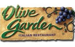 Load Up on This Olive Garden Selection