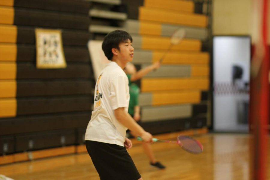 Badminton Becomes Undefeated League Champs