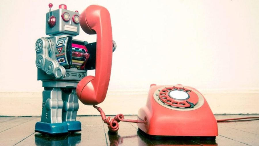 Dealing With A RoboCall