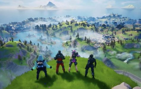 Fortnite's newest Update Is A Whole New Chapter of the Game