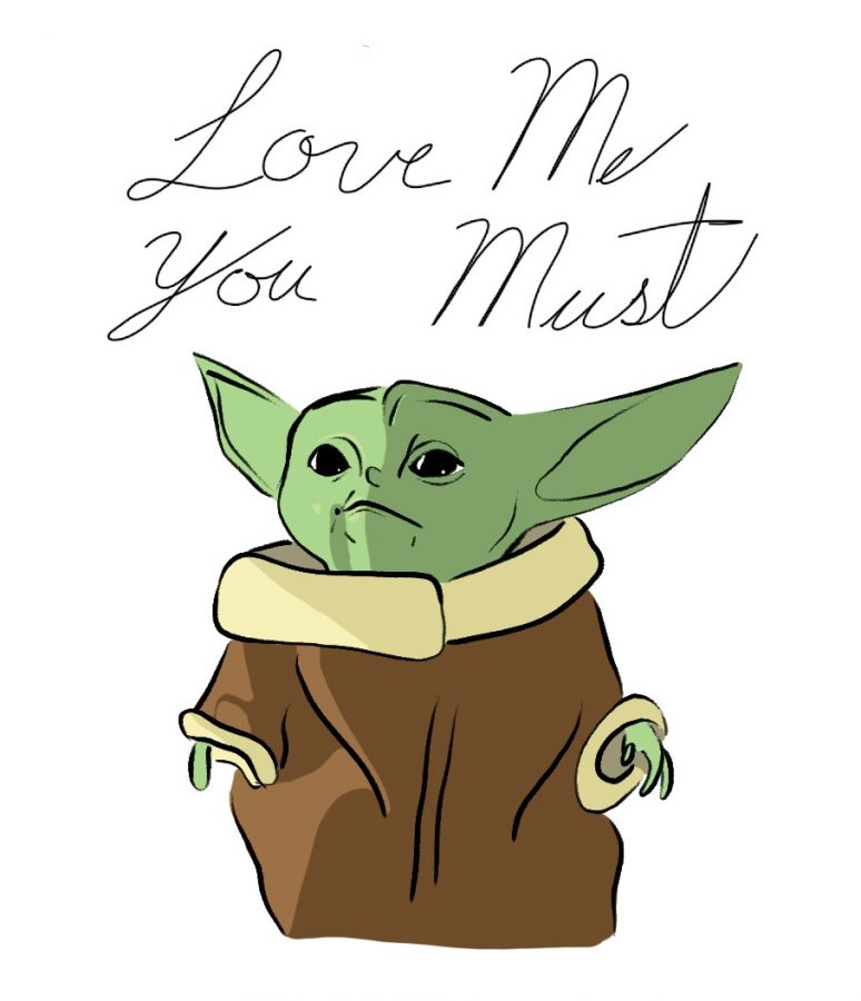 Baby Yoda Forces His Way Into The Mainstream