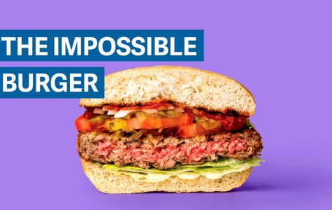 """The Possible """"Impossible""""Burger"""