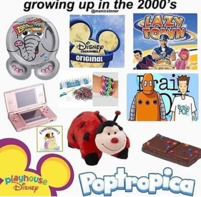 Nostalgic Toys of Our Child Hood